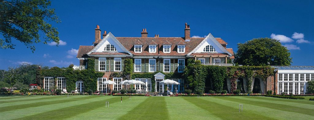 Chewton Glen Property Sandbanks