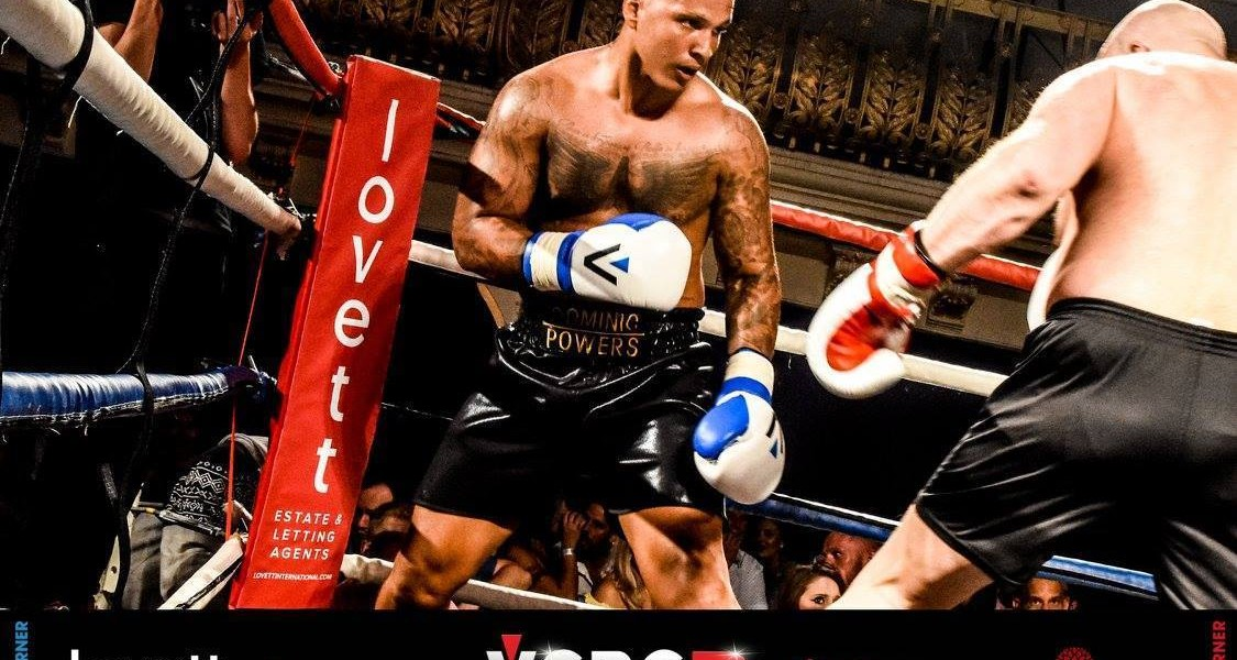 Lovett Sponsor Vantage Sporting Group Charity Boxing Match