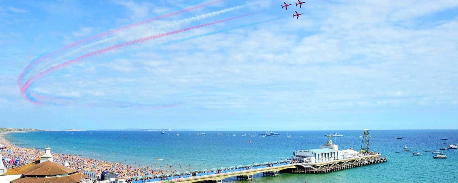 Bournemouth Air Show 2018