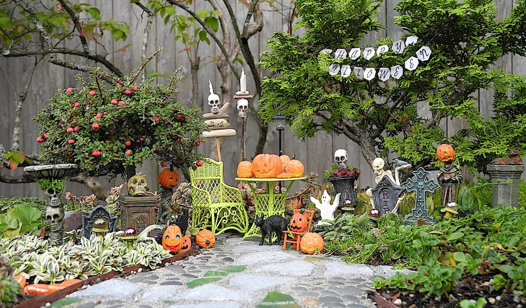 Halloween Decor. How far would you go?